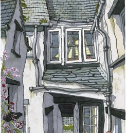 Cornish Buildings